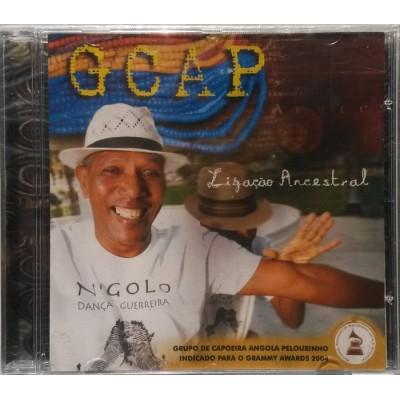 CD Mestre Moraes : GCAP Ligação Ancestral