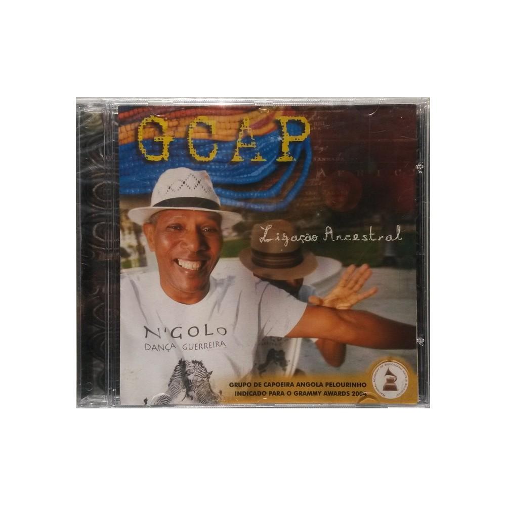 CD Mestre Moraes : Ligação Ancestral