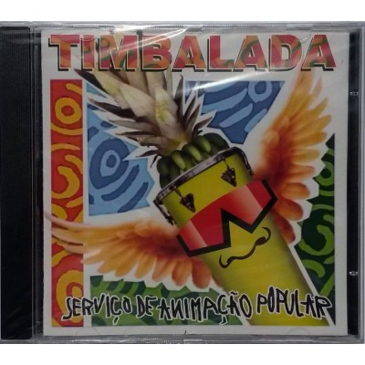 CD Timbalada : Musique Afro-brésilienne