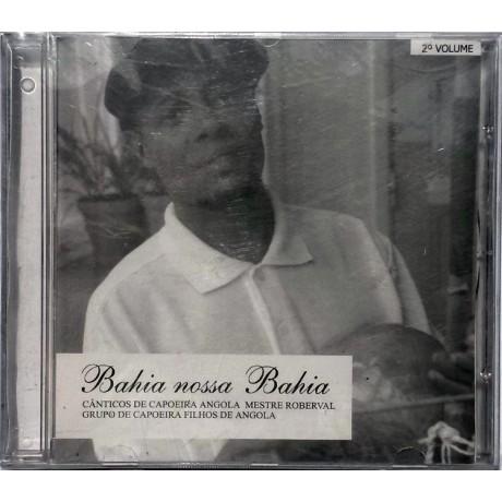 CD Mestre Roberval : Bahia nossa Bahia