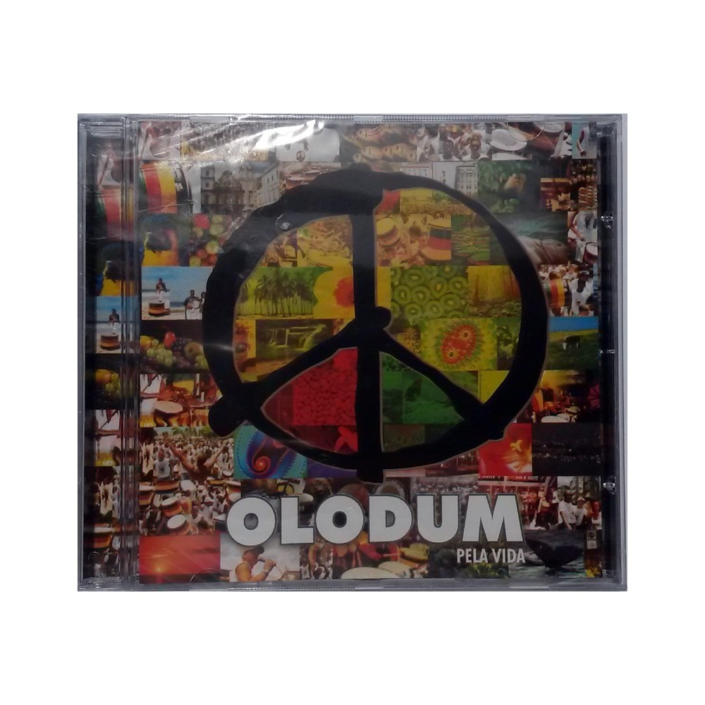 CD Batucada Groupe OLODUM