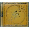 CD Mestre Valmir : Das voltas que o mundo deu