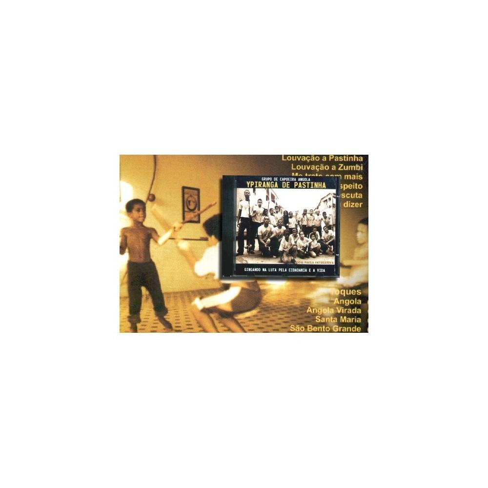 CD Mestre Manoel : Ypiranga de Pastinha