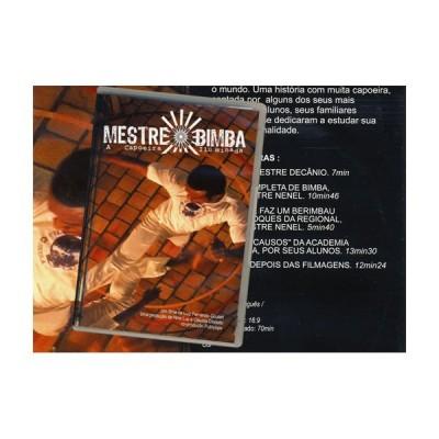 DVD Mestre Bimba : A Capoeira Iluminada