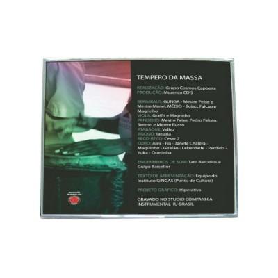 CD Mestre Ananias: Samba de Roda Flug. 2