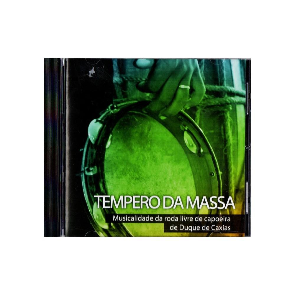 CD Mestre Russo : Tempero da Massa