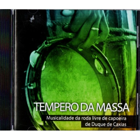 CD Mestre Russo : Tempero da Massa