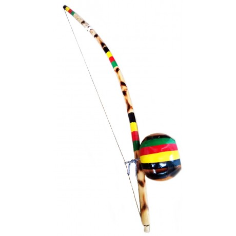 Decorated Child berimbau