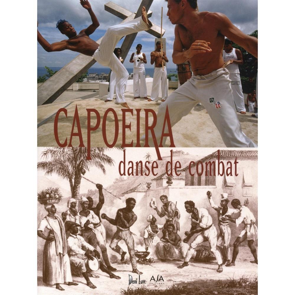 Libro Capoeira, danza de combate