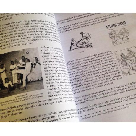 "Livre ""O Batuque, a luta braba"" (Frede Abreu)"