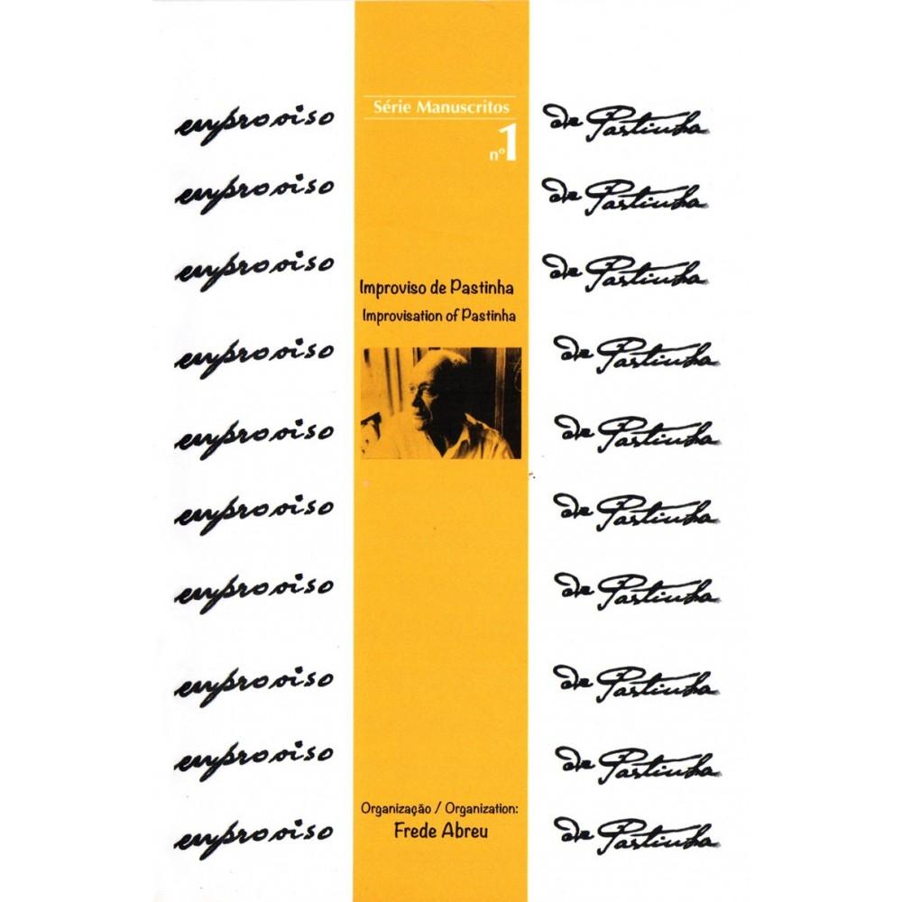 """Livre """"Manuscrits de Pastinha n°1"""" Frede Abreu"""