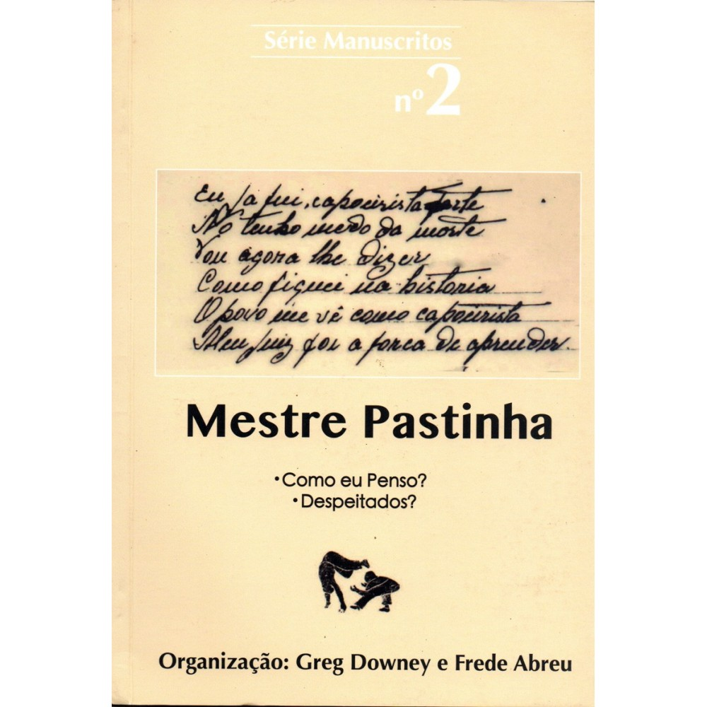 Buch: Manuskripte von Mestre Pastinha