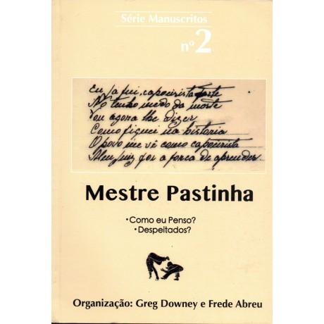 libro: Los manuscritos de Mestre Pastinha