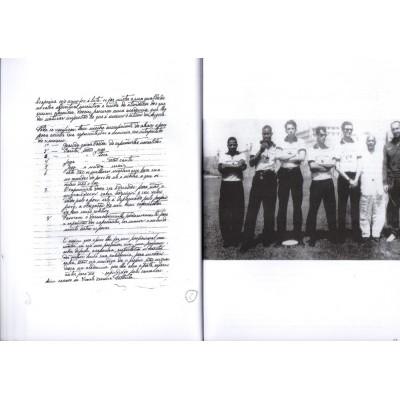Book: Scrolls Mestre Pastinha