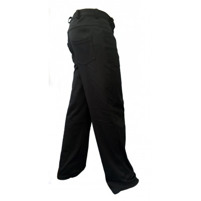 Pantalone negro de capoeira (Angola-Regional)