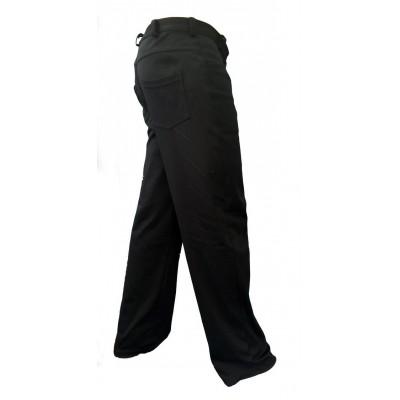Pantaloni Neri Capoeira (Angola-Regional)