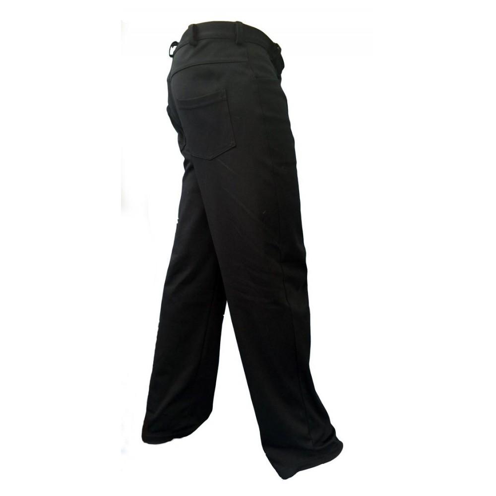Calças preta de capoeira (Angola-Regional)