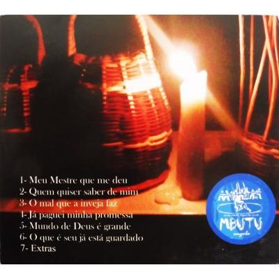 CD Contra Mestre Rafael de Lemba