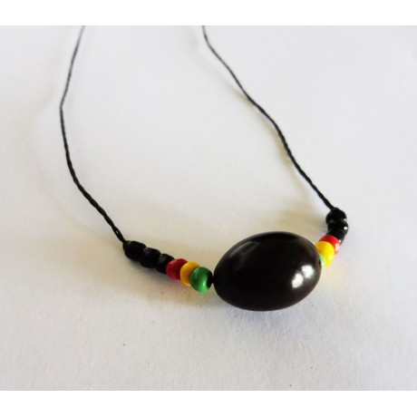 Afro Jewelery Necklace