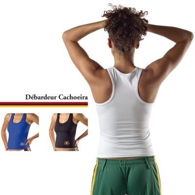 T shirt senza maniche donna Capoeira
