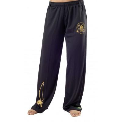 Pantaloni Capoeira per le donne Besouro Black