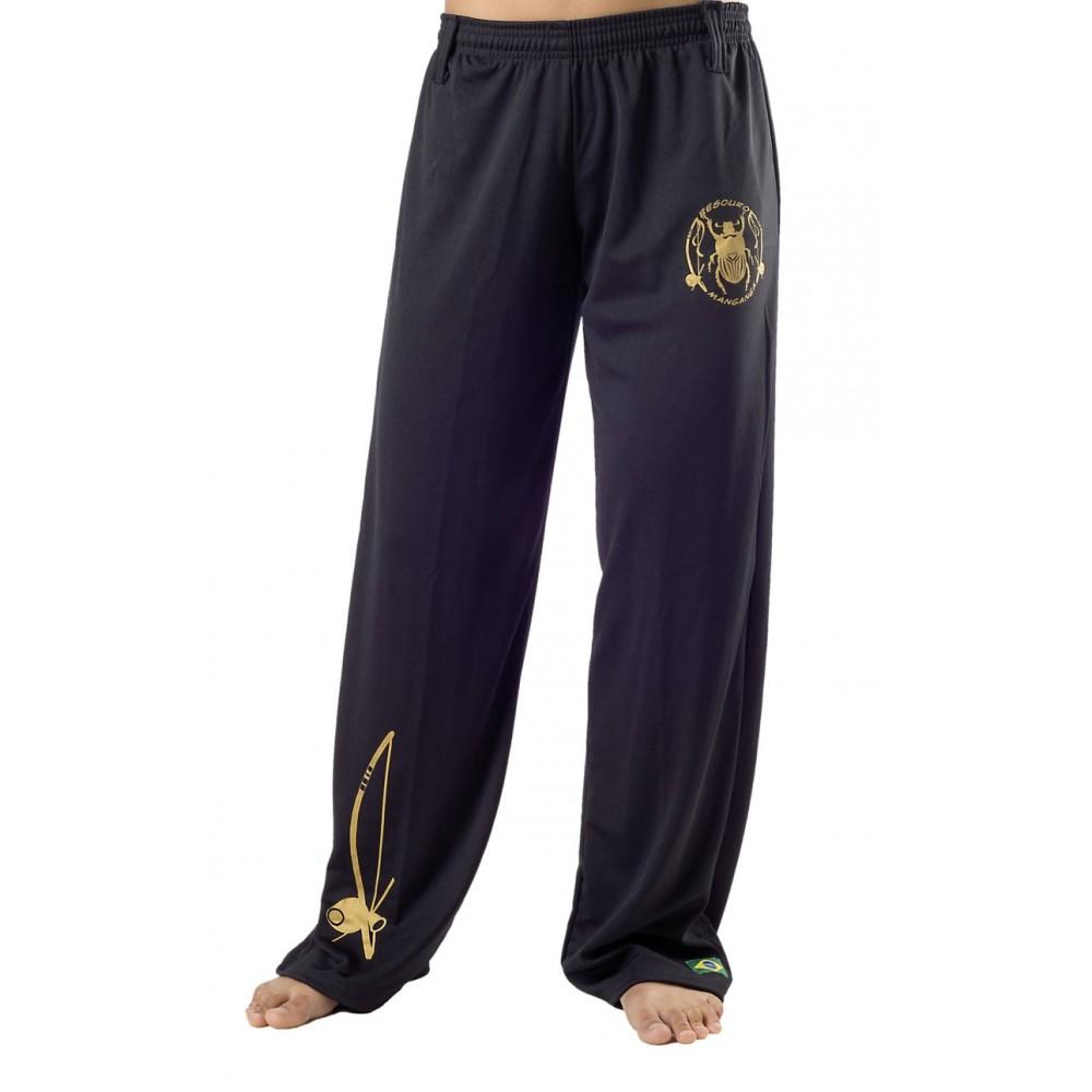 Pantalon Noir pour Femme Besouro