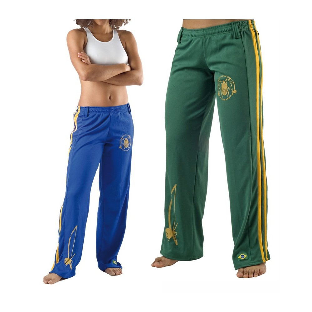 Pantalon de Capoeira Coupe Femme