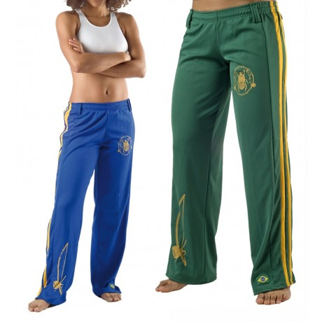 Women Capoeira Pants