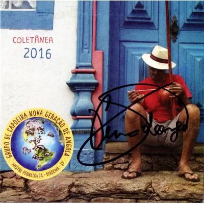 CD Capoeira Angola Mestre Pernalonga