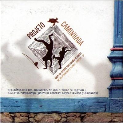 CD Capoeira Angola Mestre Pernalonga 2016