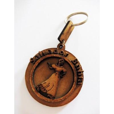 Anello chiave Bahia Capoeira