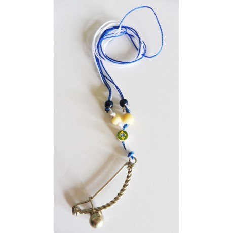Necklace Pendant Berimbau Capoeira BB