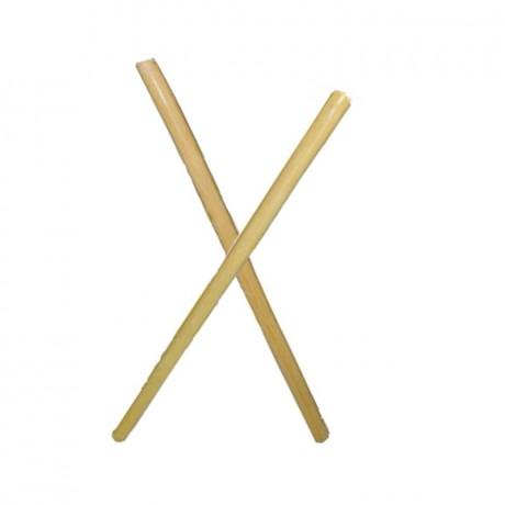 Bâtons de Maculelê (bois)