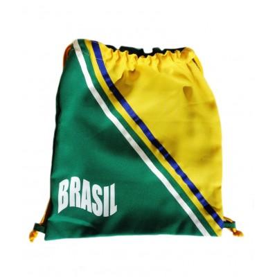 Mochila de algodão Brasil