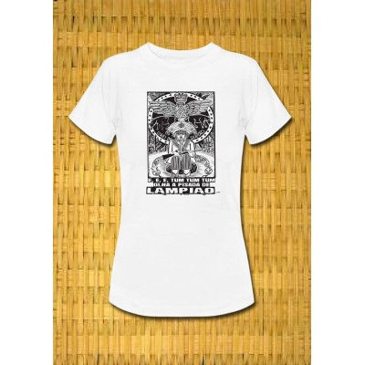 Camiseta parar Mujer Lampiao