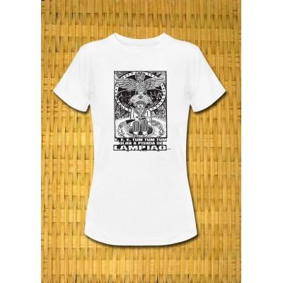 Camiseta para Mulher Lampiao