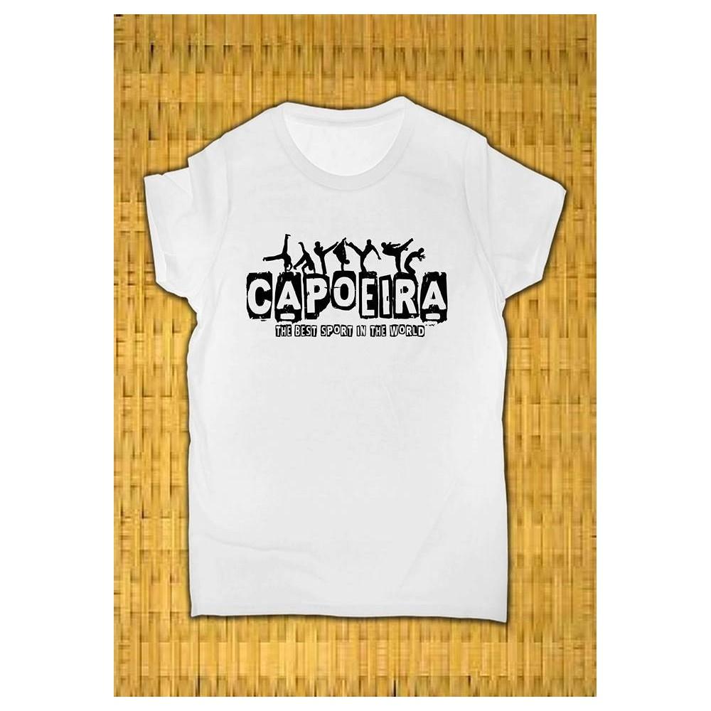 Capoeira T-Shirt für Kinder.