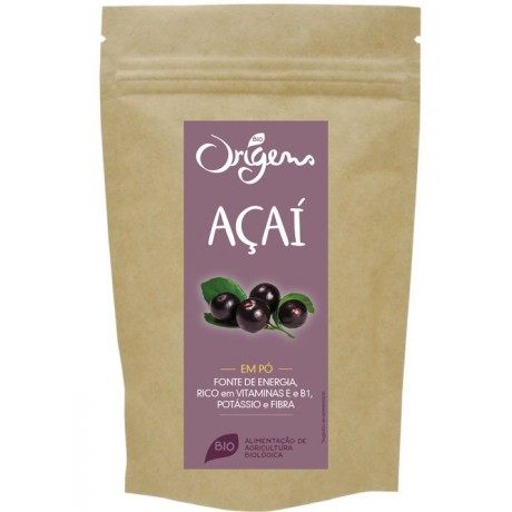 Acai Bio and raw in powder