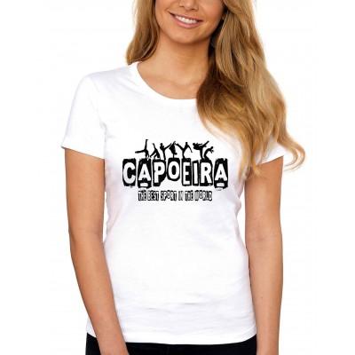 Camiseta de Capoeira parar Mujer Best Sport