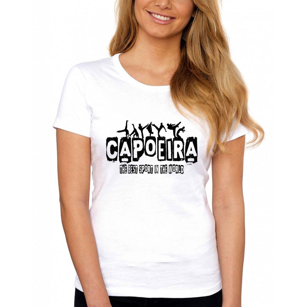 Tee-shirt Capoeira Woman M. Zangado CDO