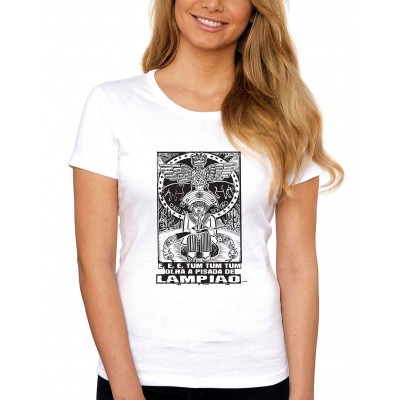 Tee-shirt Woman Lampiao