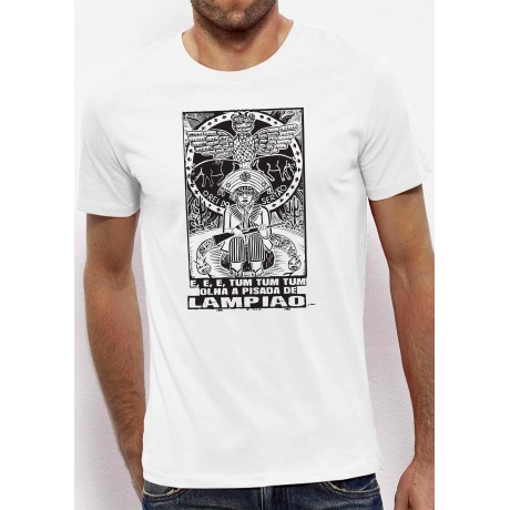 Camiseta para Homem Lampiao