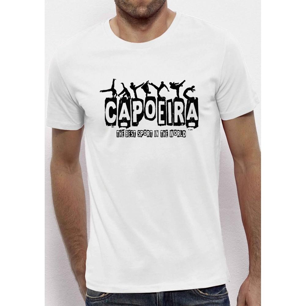 Capoeira Bestes Sport Herren T-Shirt