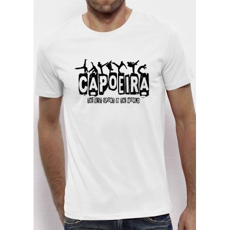 Tee-shirt Homme Capoeira Best Sport