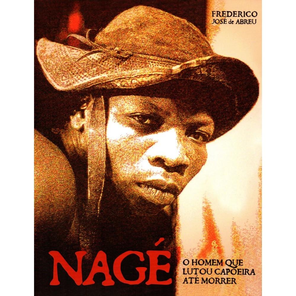 """Libro """"Nagé"""" Fred Abreu"""