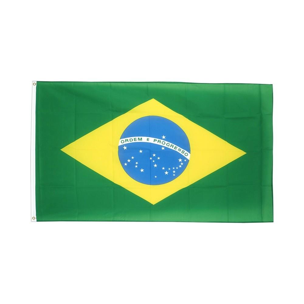Drapeau du Brésil