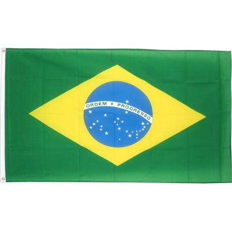 Bandera del Brasil