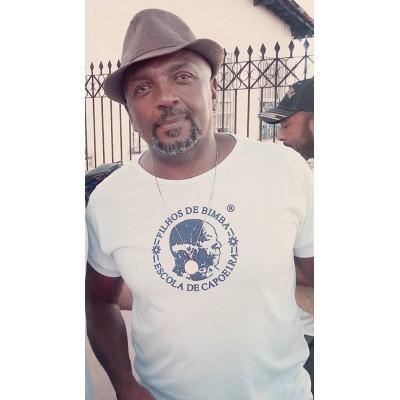 "T-shirt Officiel ""Filhos de Bimba"" homme"