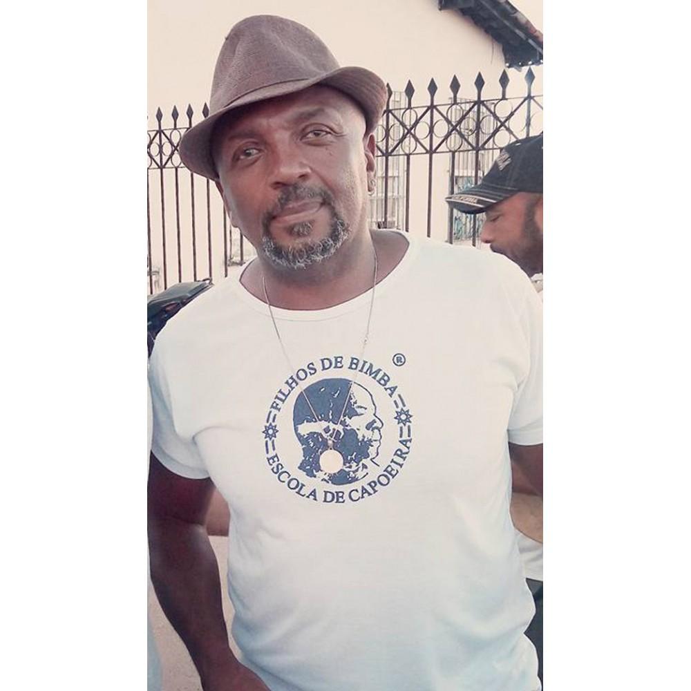 """Camiseta oficial """"Filhos de Bimba"""""""