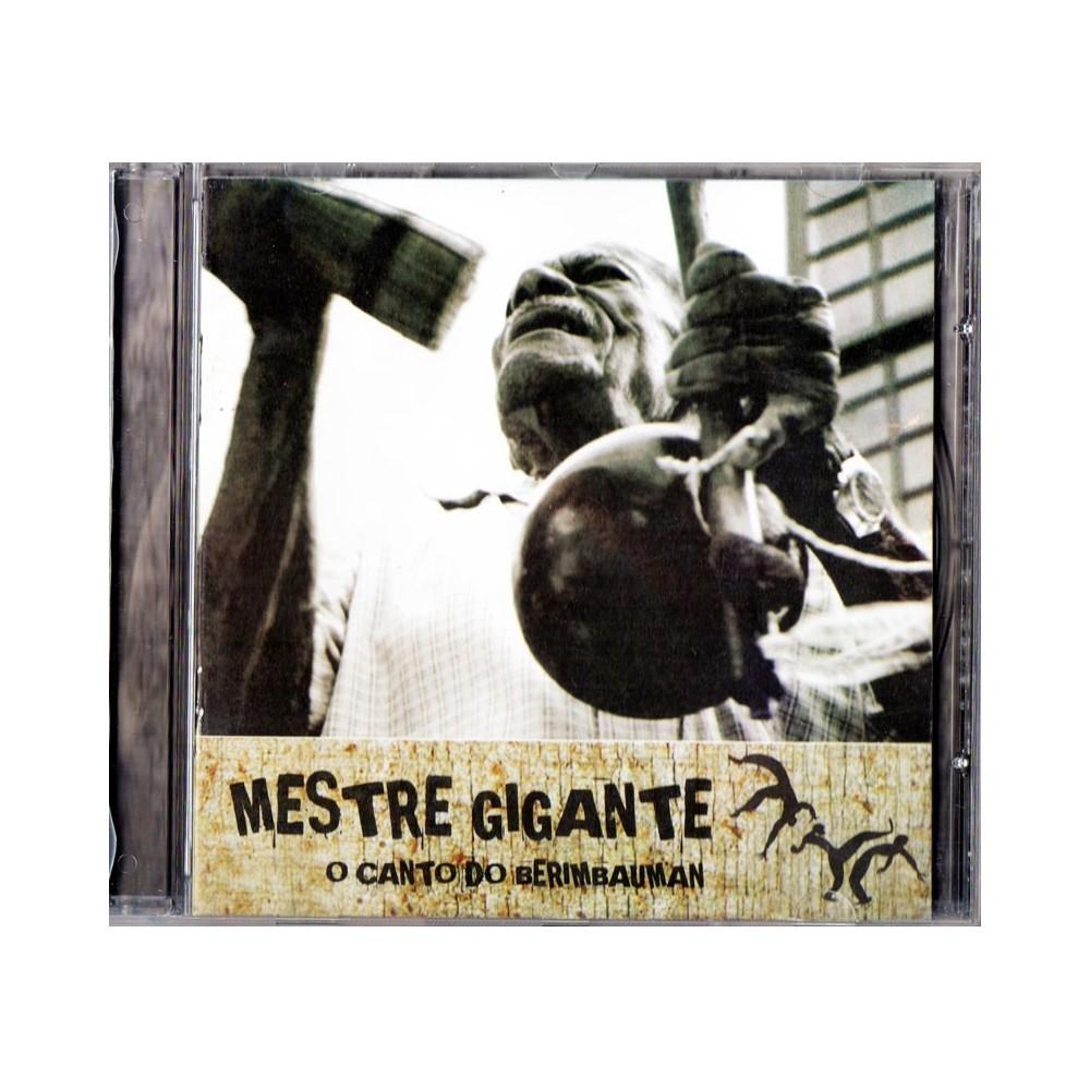 CD Mestre Gigante : O canto do Berimbauman